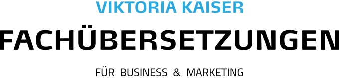 Viktoria Kaiser Logo